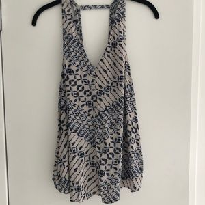 NWT Urban Outfitters Open-Back Tank